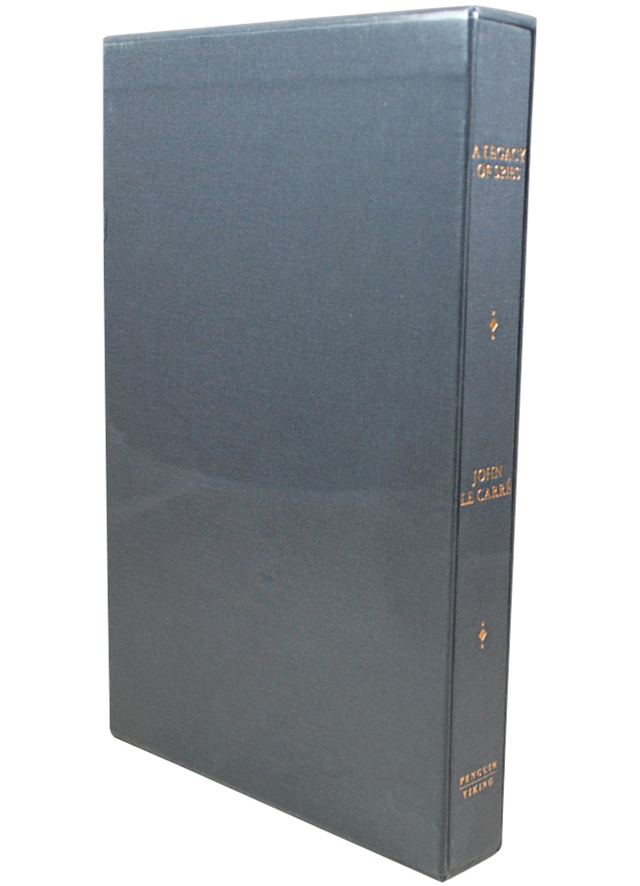 "John le Carre ""A Legacy of Spies: A Novel"" Signed Limited Edition of only 250, Slipcased [Sealed]"