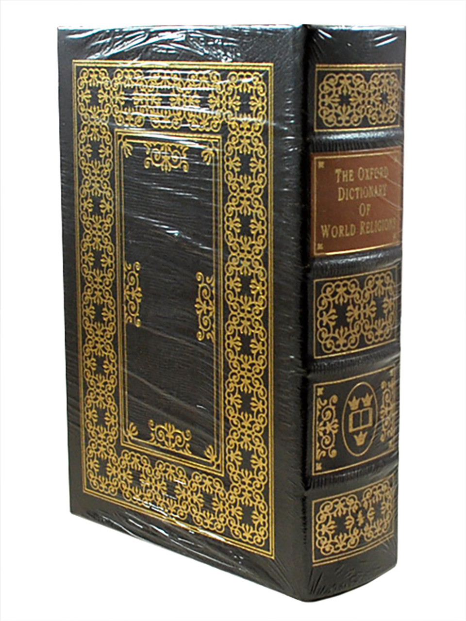 """Easton Press """"The Oxford Dictionary of World Religions"""" Leather Bound Collector's Edition, Deluxe Limited Edition [Sealed]"""