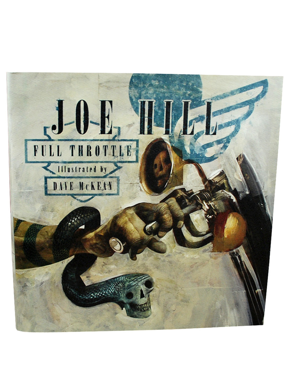 "Joe Hill ""Full Throttle"" Signed Limited Edition No. 510 of 750, Slipcased [Very Fine]"