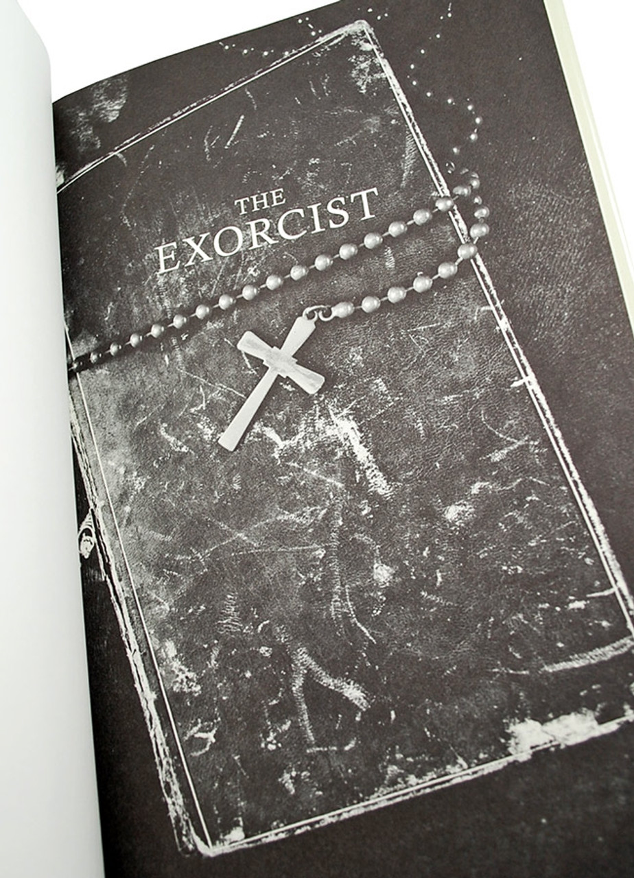 """William Peter Blatty """"The Exorcist: The 40th Anniversary Edition"""" Signed Lettered Edition """"F"""" of only 26, Traycased"""