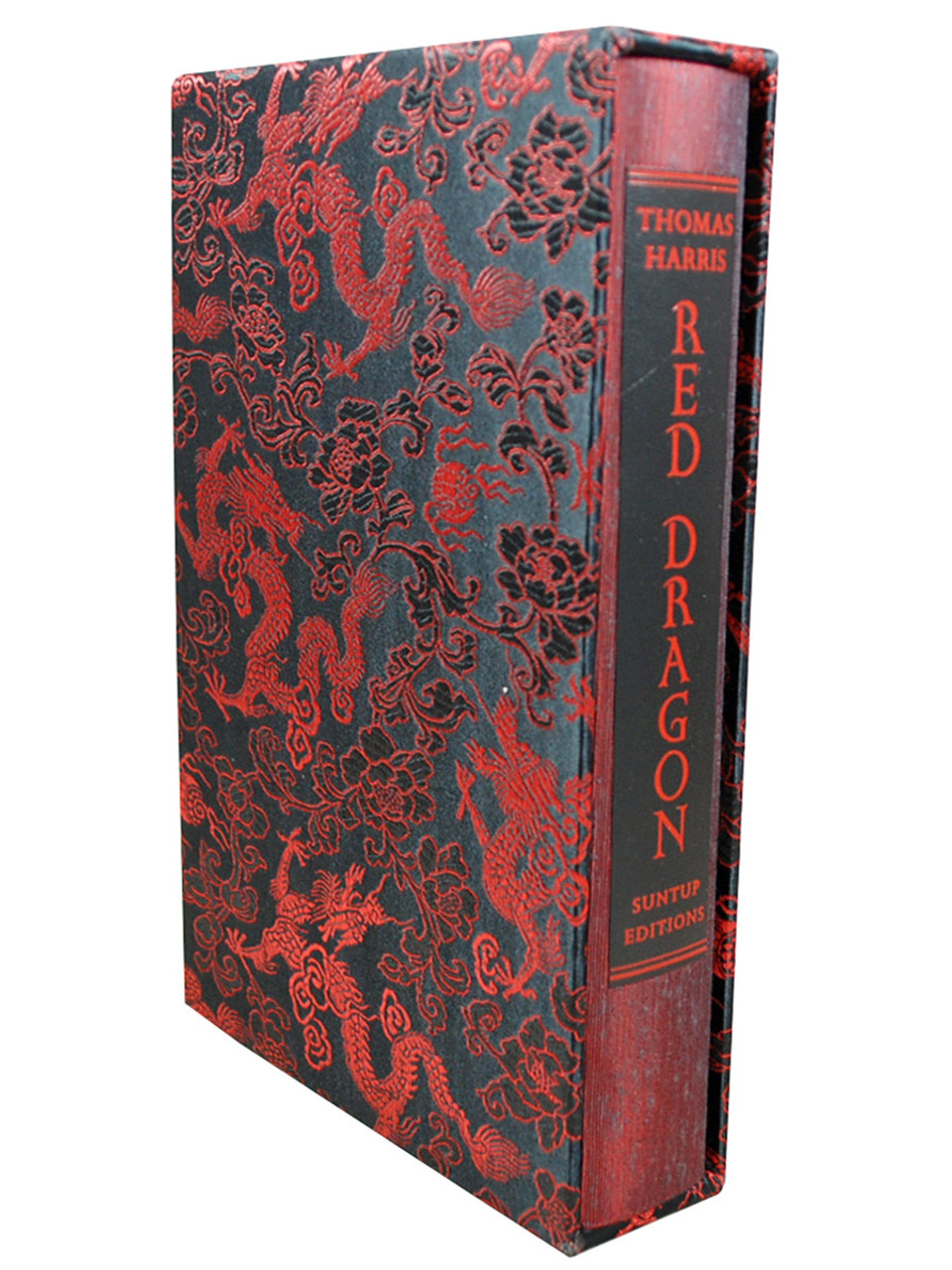 "Thomas Harris ""Red Dragon"" Signed Limited Edition No. 90 of 250, Slipcased w/Bonus Limited Premiums  [Very Fine]"