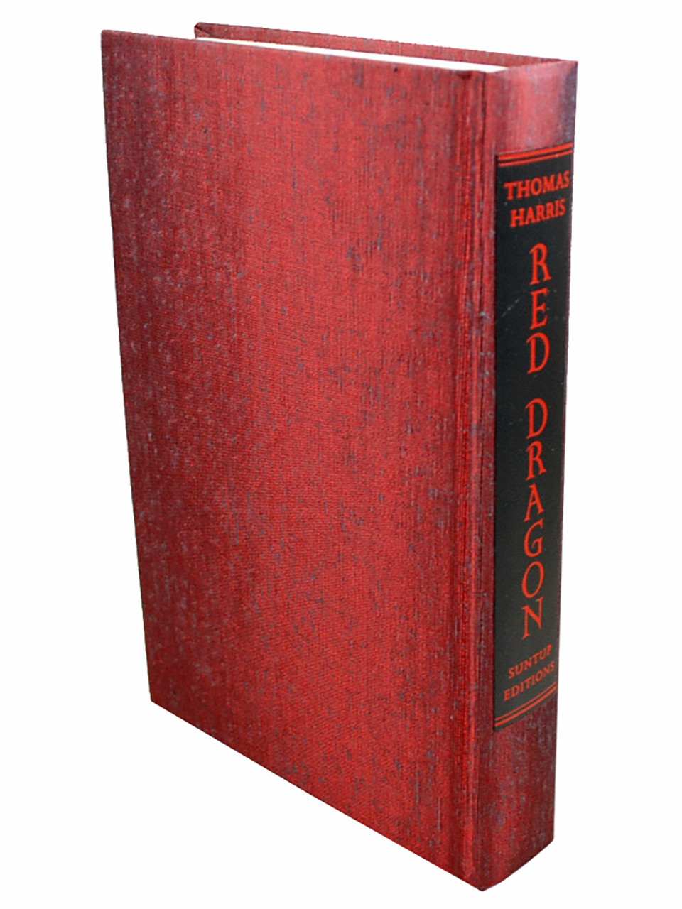 """Thomas Harris """"Red Dragon"""" Signed Limited Edition No. 90 of 250, Slipcased w/Bonus Limited Premiums  [Very Fine]"""