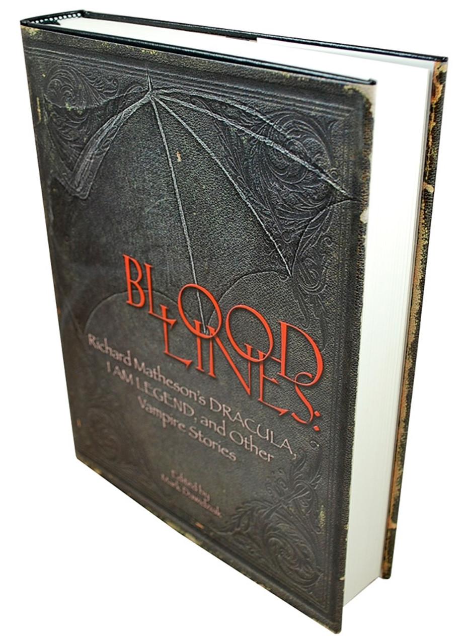"""Bloodlines"" Richard Matheson, Ray Bradbury, Signed Limited Edition"