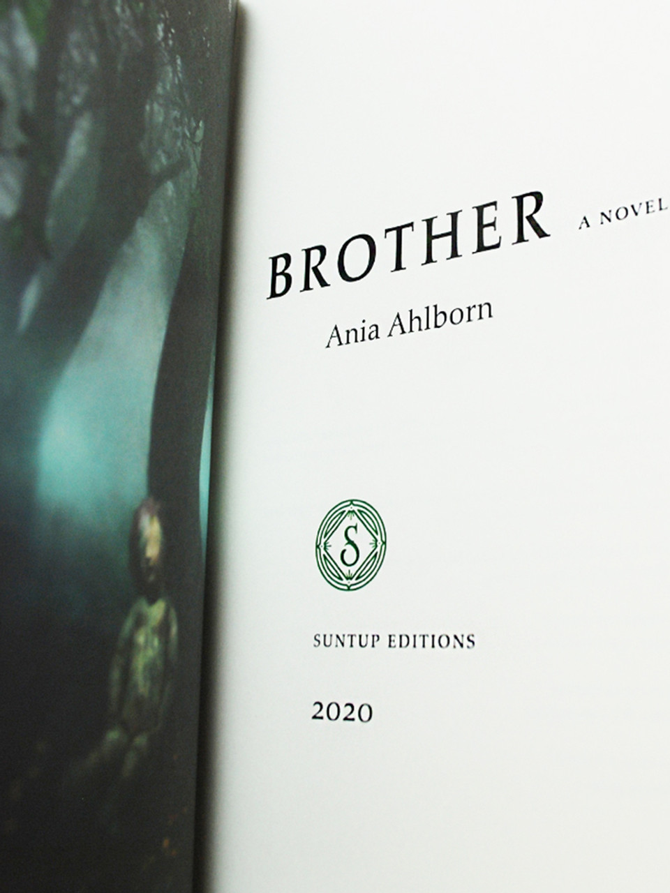 "Ania Ahlborn ""Brother"" Signed Limited Edition No. 90 of 500, Slipcased [Very Fine]"
