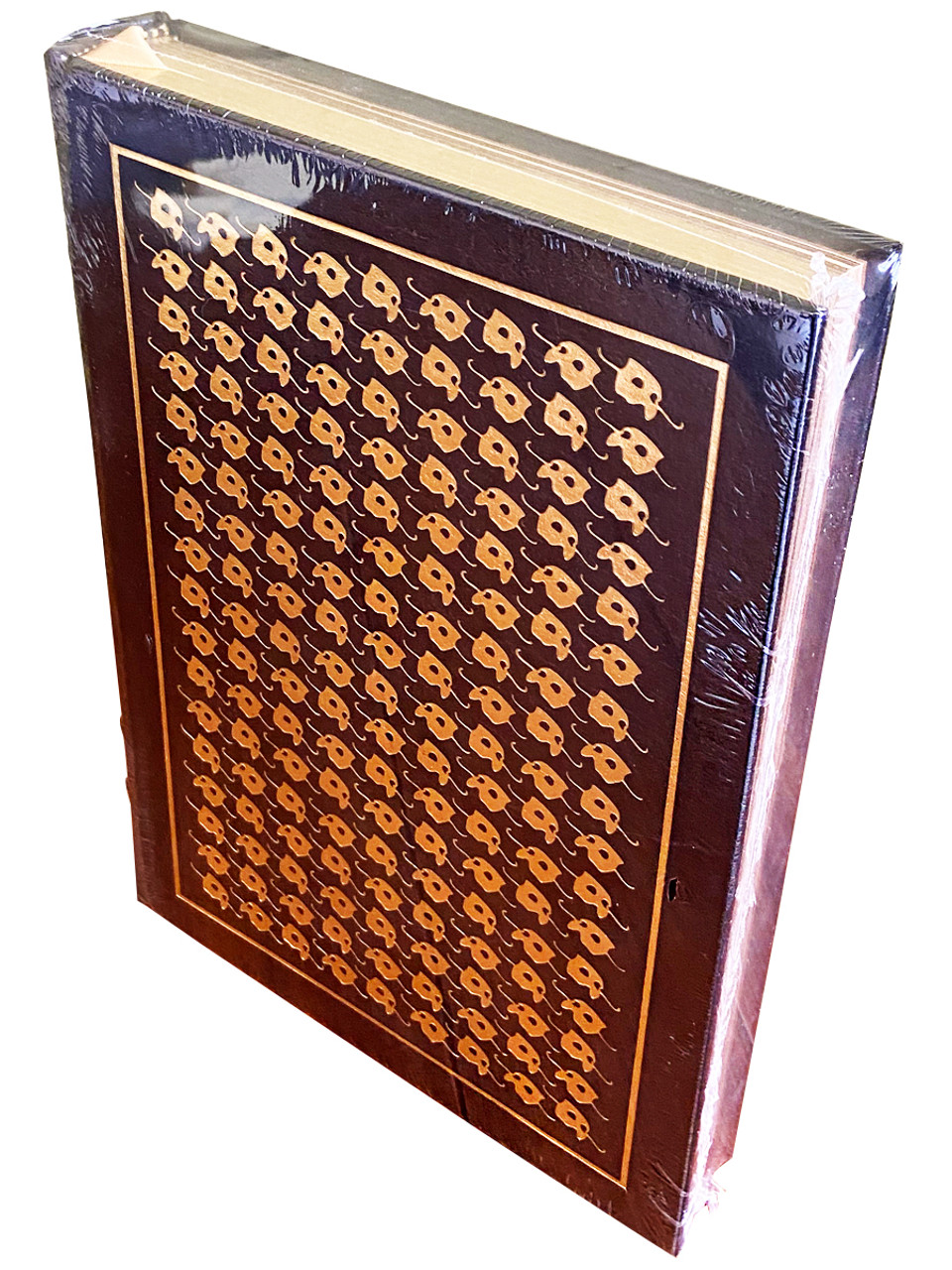 """Gaston LeRoux """"Phantom of the Opera"""" Limited Edition, Leather Bound Collector's Edition [Sealed]"""