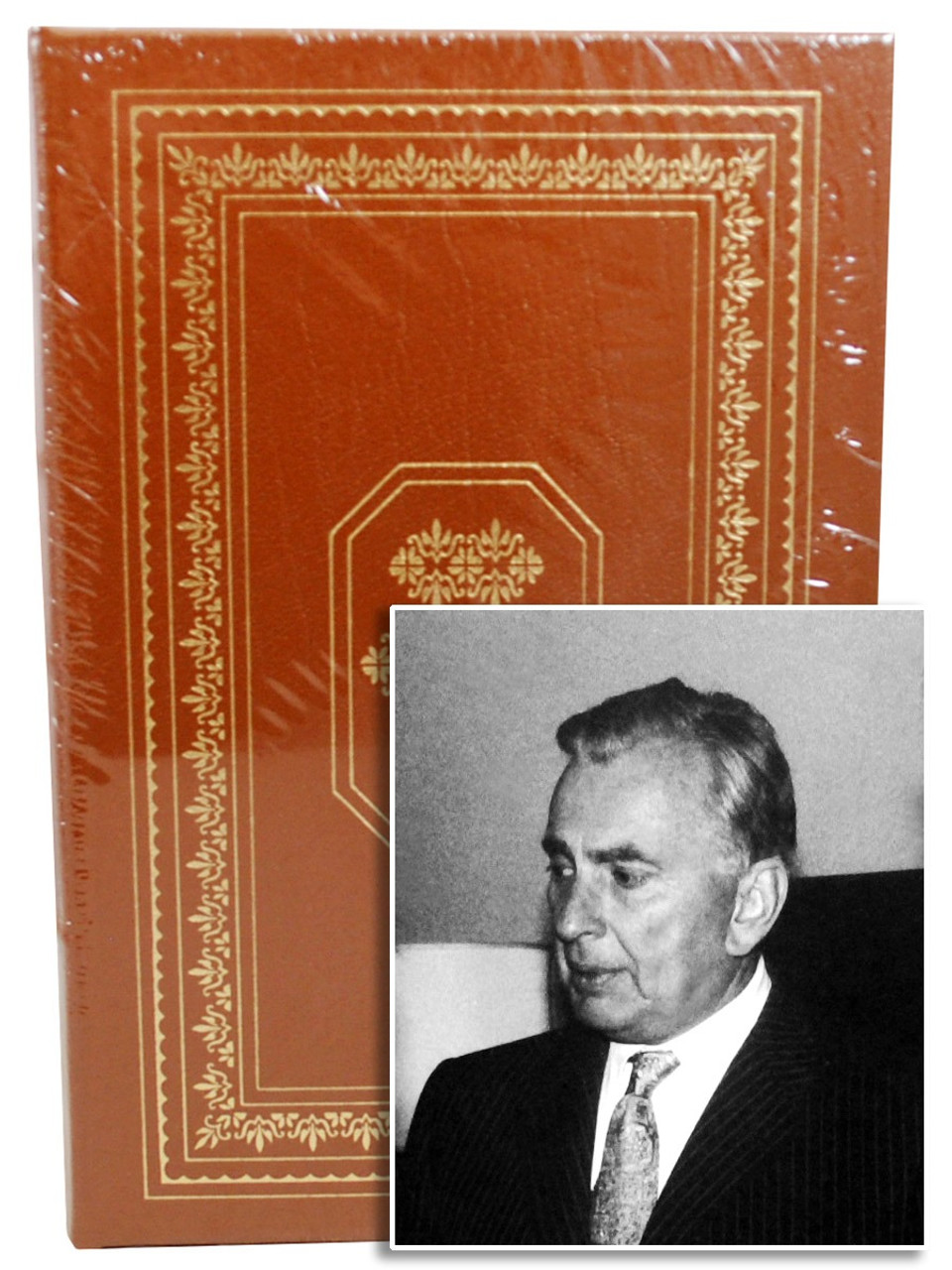 """Gore Vidal """"The Golden Age"""" Signed Limited First Edition, Leather Bound Collector's Edition [Sealed]"""