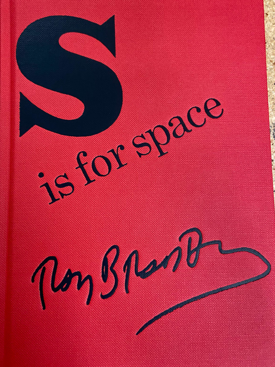 """Ray Bradbury, """"R Is For Rocket"""", """"S Is For Space"""", """"Forever And The Earth"""" Signed Limited Edition No. 49 of 100,  Slipcased [Very Fine]"""