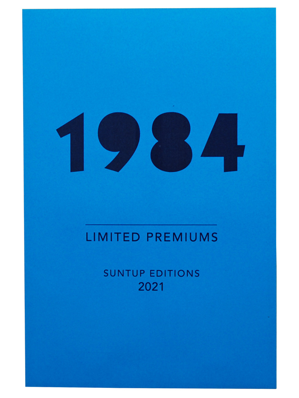 "George Orwell ""1984"" Signed Limited Edition No. 90 of 250 w/Premiums, Slipcased [Very Fine]"
