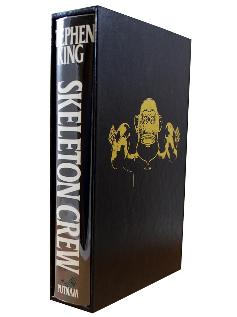 "Stephen King  ""Skeleton Crew"" First Edition/First Printing , Slipcased [Fine/Fine]"