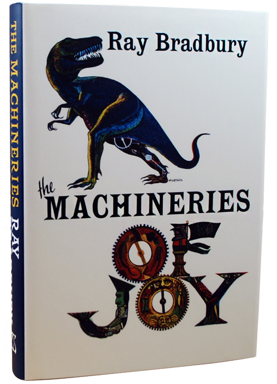 """Ray Bradbury """"The Machineries of Joy"""" Signed Limited Edition, No. 196 of 200, Slipcased [Very Fine]"""