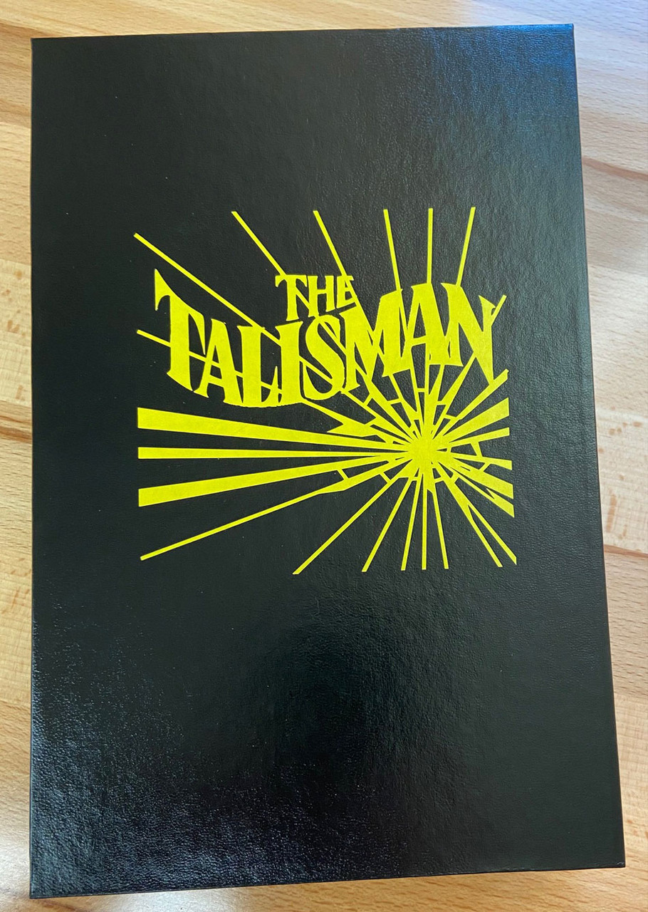 """Stephen King, Peter Straub """"The Talisman"""" First Edition, First Printing , Slipcased [Fine/Fine]"""