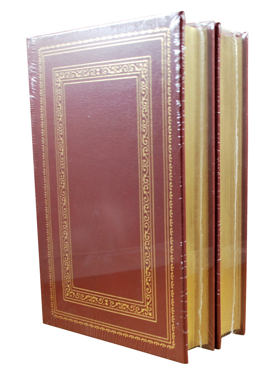 """Easton Press, Henry Kissinger """"Years of Upheaval"""" Limited Edition 2-vol Leather Bound Set [Sealed]"""