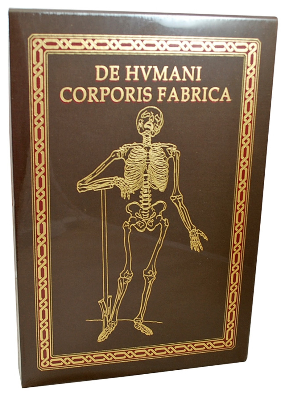 "Easton Press ""De Humani Corporis Fabrica"" Easton Press leather bound, Limited to only 400 Limited Edition  of only 800 Slipcased"