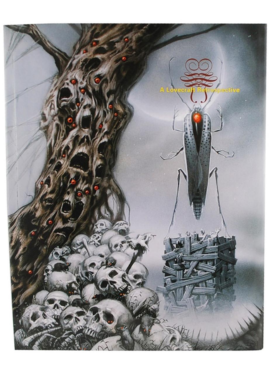 "Centipede Press ""A Lovecraft Retrospective: Artists Inspired by H.P. Lovecraft"" Slipcased [Fine]"