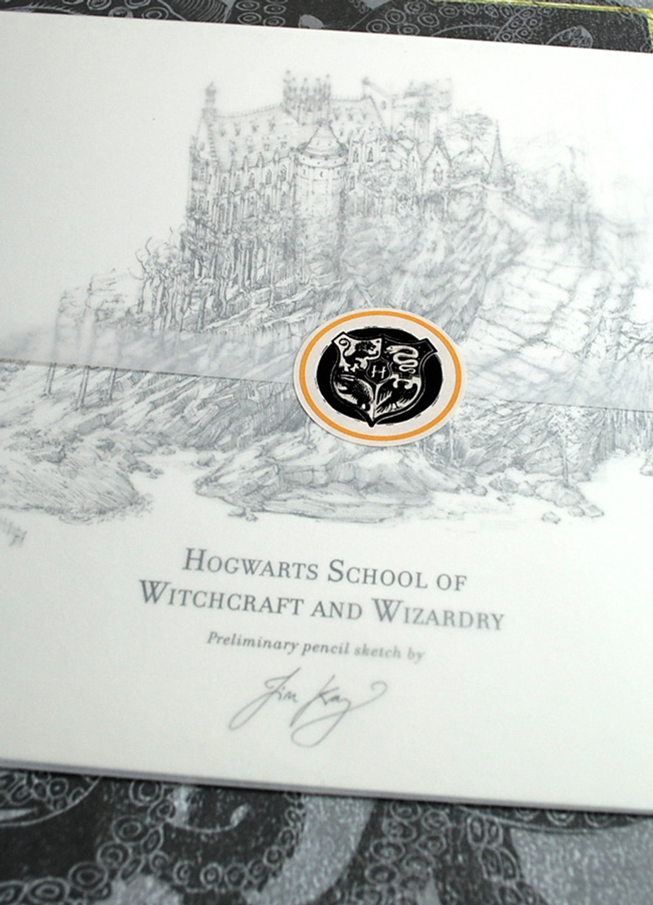 """J.K. Rowling """"Harry Potter and the Goblet of Fire"""" Signed Deluxe Artist Edition Slipcased, Signed by Jim Kay [SEALED]"""