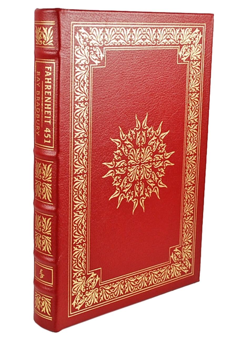 "Easton Press ""Fahrenheit 451"" Ray Bradbury Limited Edition Leather Bound [Very Fine]"