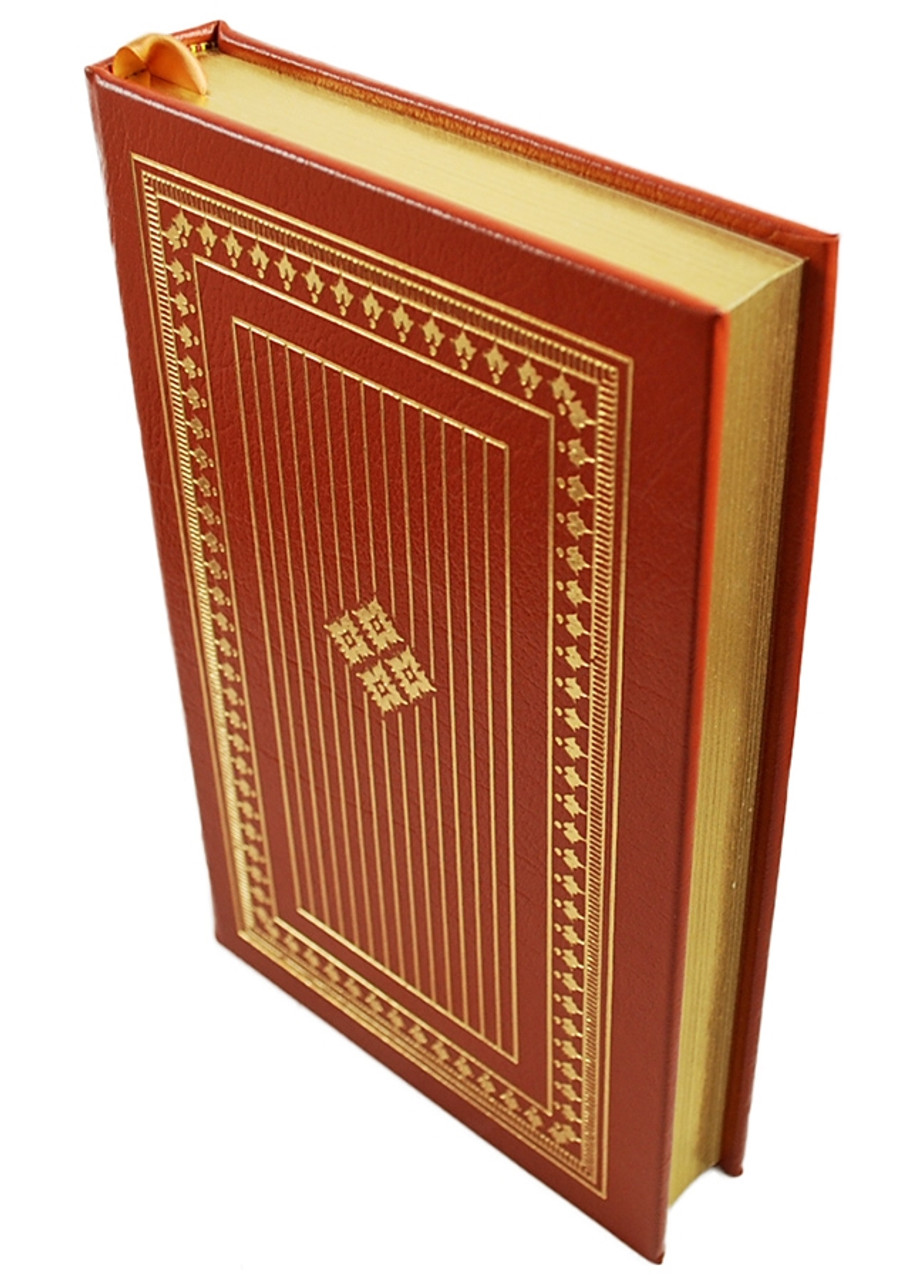 """Easton Press, Truman Capote """"In Cold Blood"""" Leather Bound Collector's Edition [Very Fine]"""