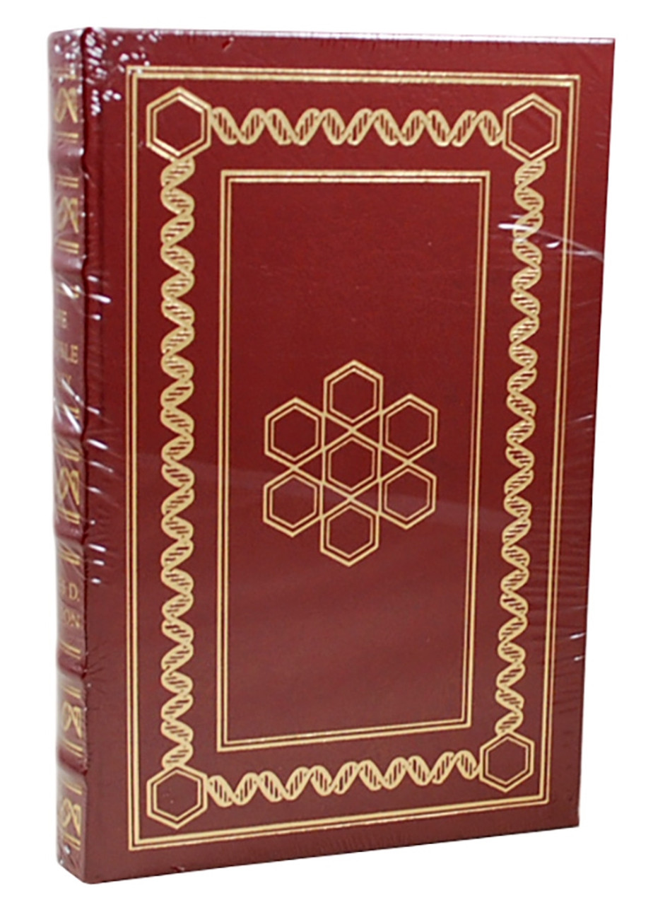 """Easton Press, James A. Watson """"The Double Helix"""" Leather Bound Collector's Edition [Sealed]"""