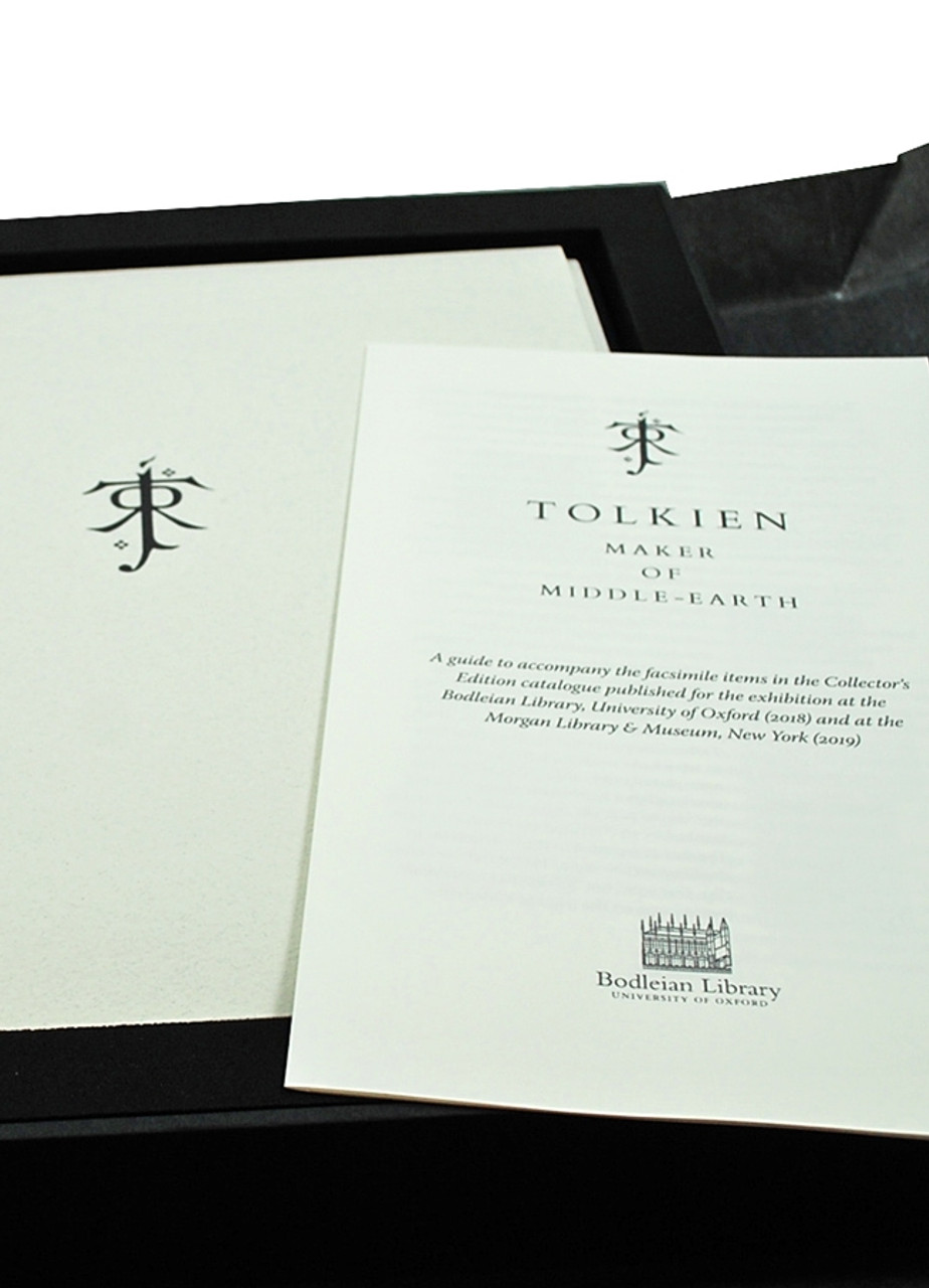 """Tolkien """"Maker of Middle-Earth"""" Collector's Edition [Very Fine]"""