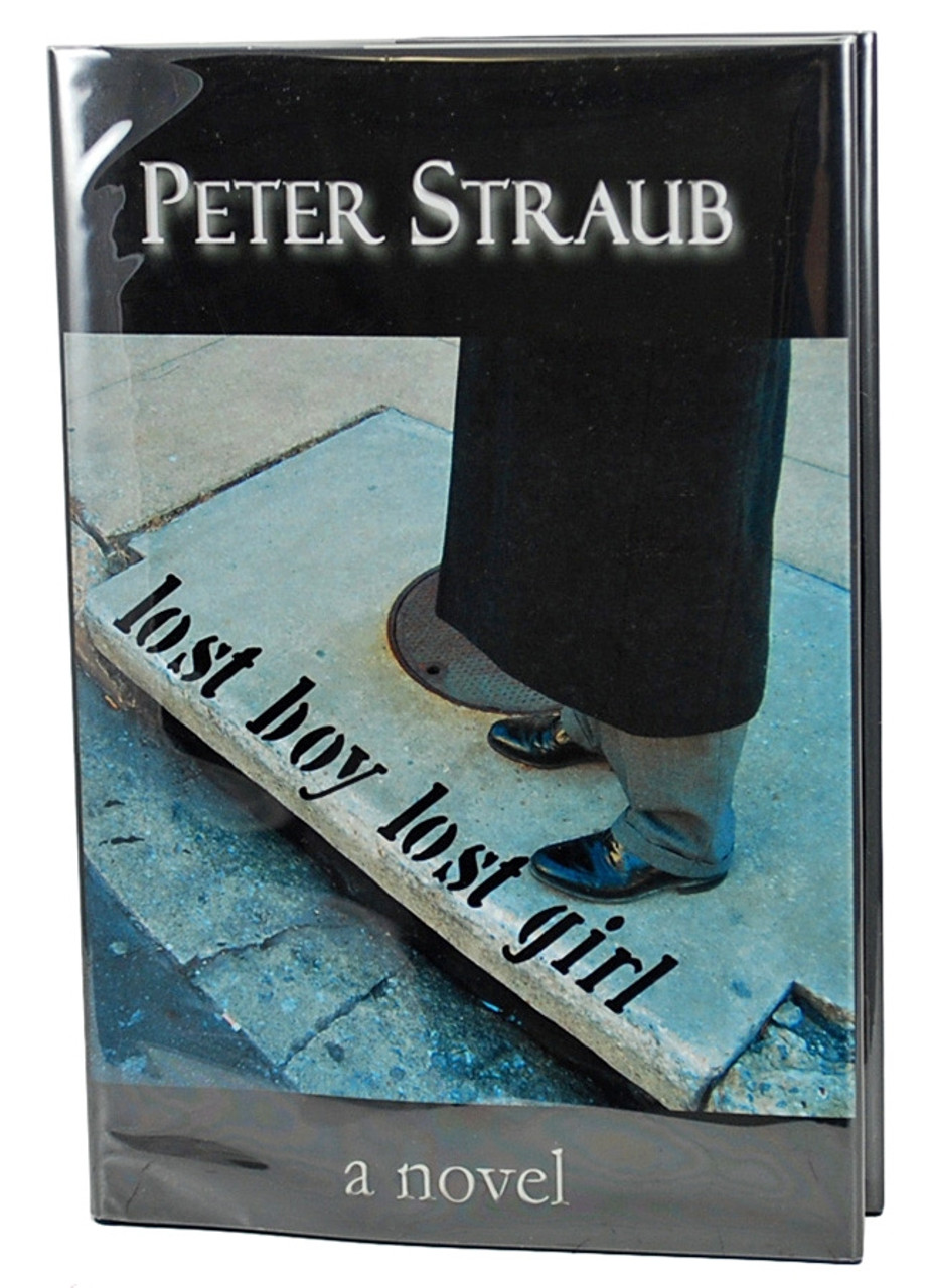 Peter Straub In the Night Room Lost Boy Lost Girl Signed Limited