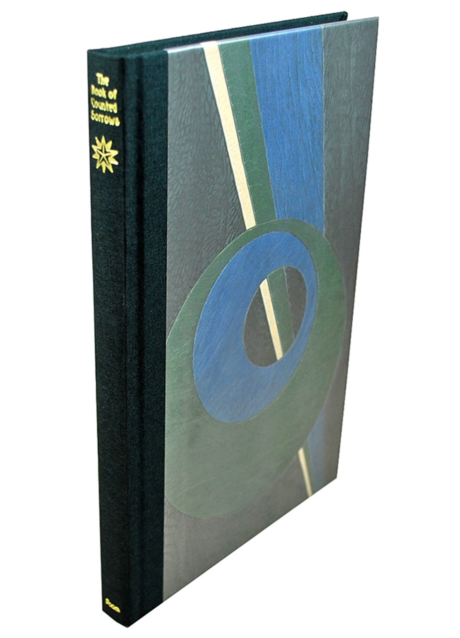 """Dean Koontz """"The Book of Counted Sorrows"""" Signed Limited Edition, 487 of 1,250 in slipcase [Very Fine]"""