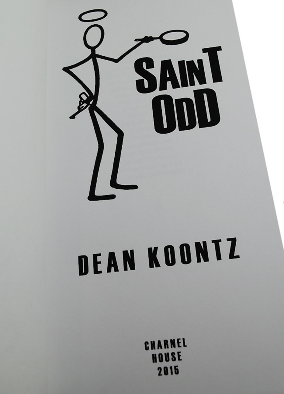 """Dean Koontz """"The Odd Thomas"""" Novels, Signed Limited Edition, 8-Vol. Matching Numbered Set #57 [Very Fine]"""