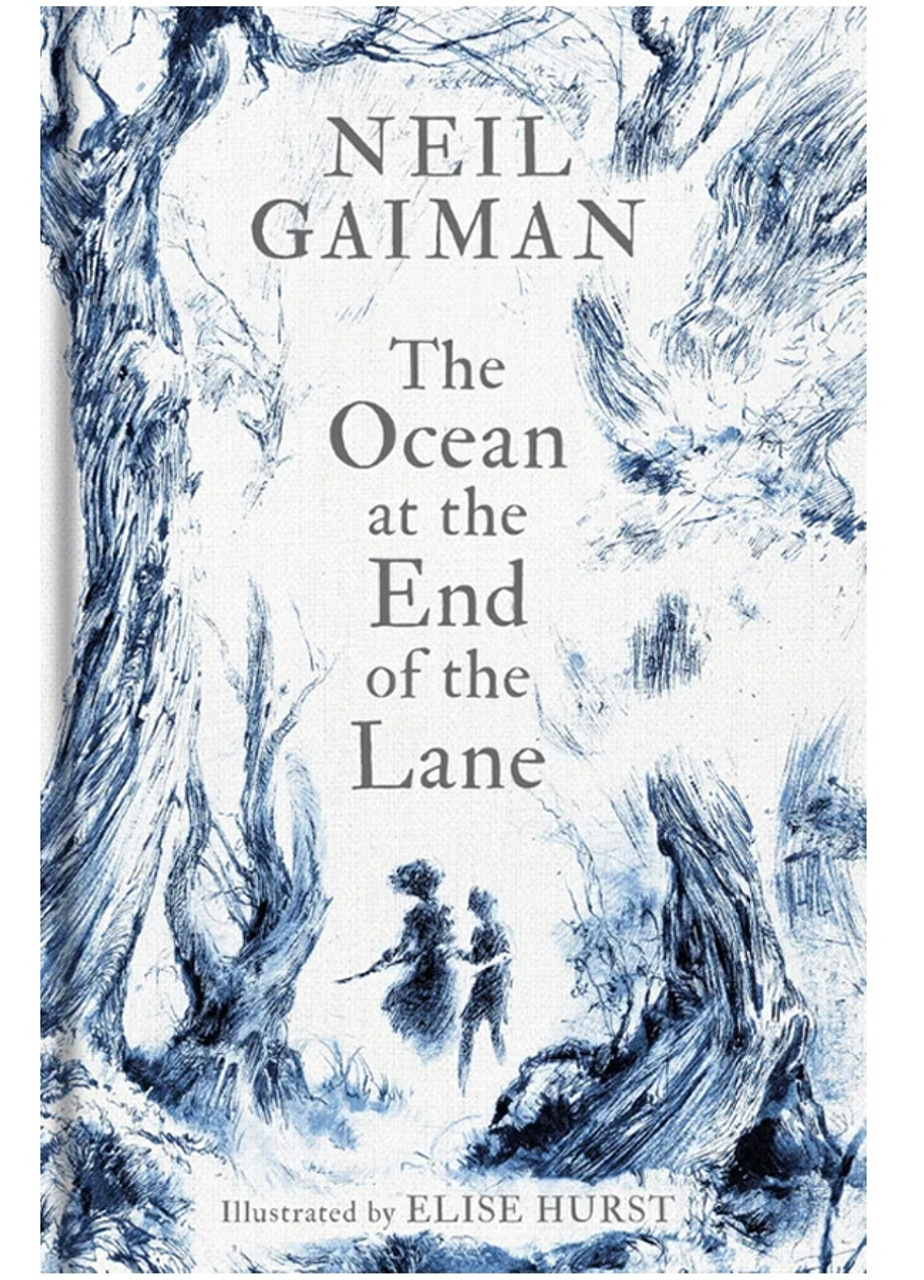"""Neil Gaiman """"The Ocean at the End of the Lane"""" Signed Limited Edition of 1,000 in slipcase [Very Fine]"""