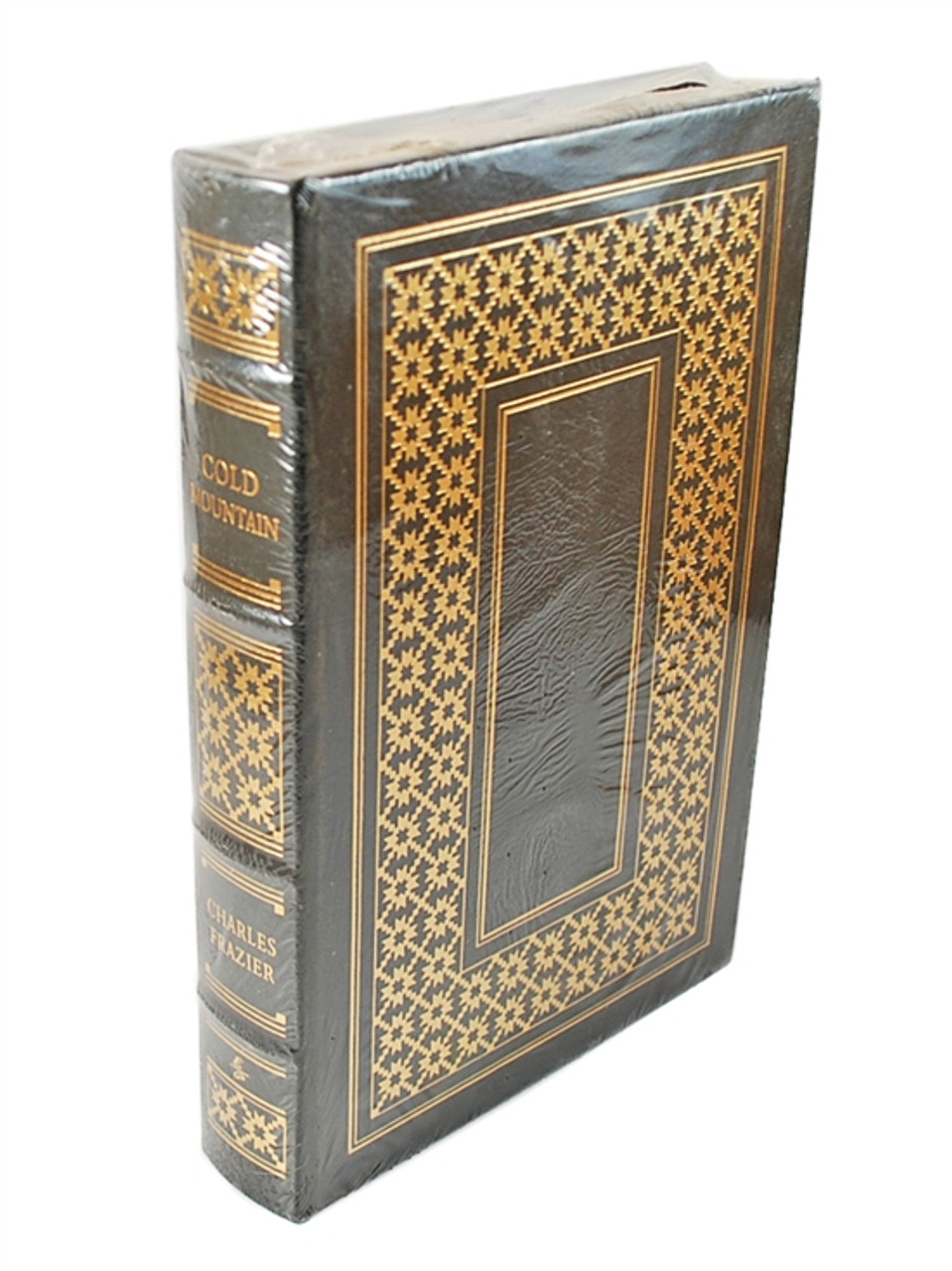 "Easton Press, Charles Frazier ""Cold Mountain"" Signed Limited Edition, Leather Bound Collector's Edition w/COA"