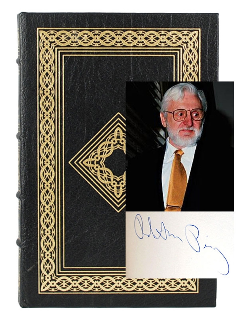 """Easton Press, Robert M. Pirsig """"Zen and the Art of Motorcycle Maintenance"""" Signed Limited Edition  w/COA"""