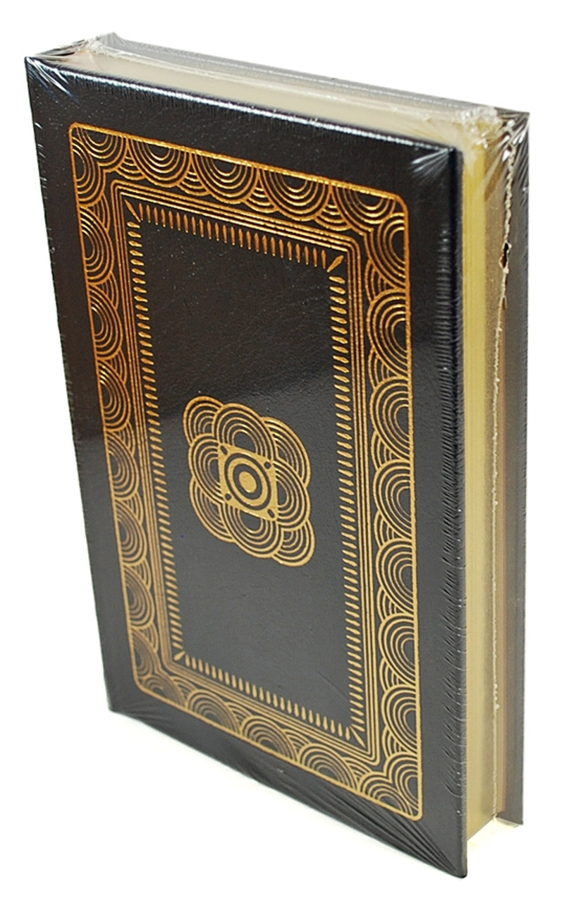 """Easton Press, Nick Hornby """"High Fidelity"""" Signed Limited Edition, Leather Bound Collector's Edition w/COA (Sealed)"""