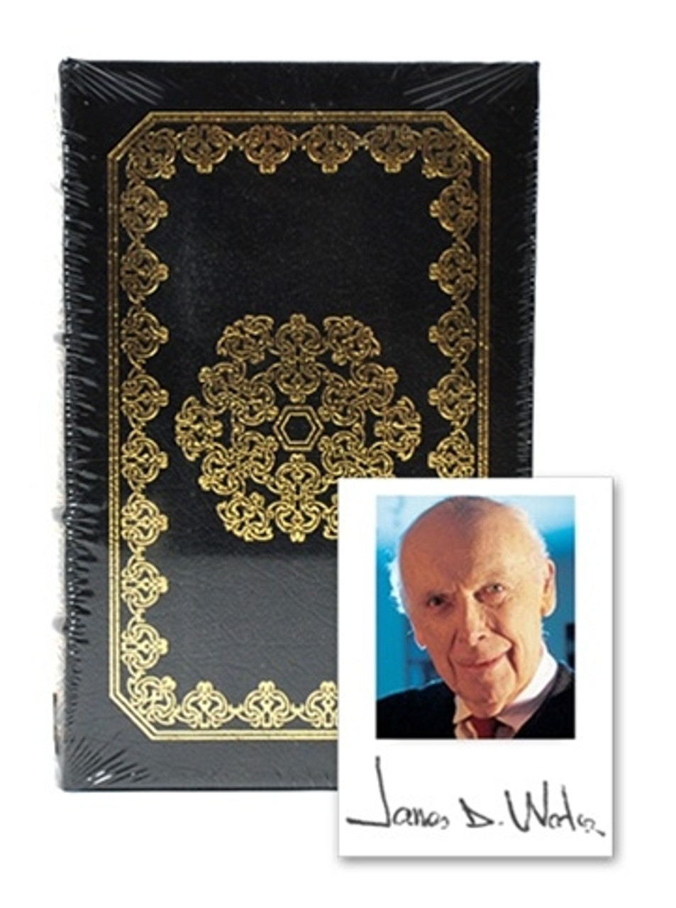 """Easton Press """"The Double Helix: 40th Anniversary Edition"""" James D. Watson, Signed Limited Edition (Sealed)"""