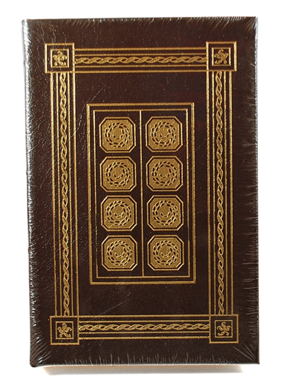 """Easton Press """"The Shipping News"""" Annie Proulx, Signed Limited Edition, Leather Bound Collector's Edition"""