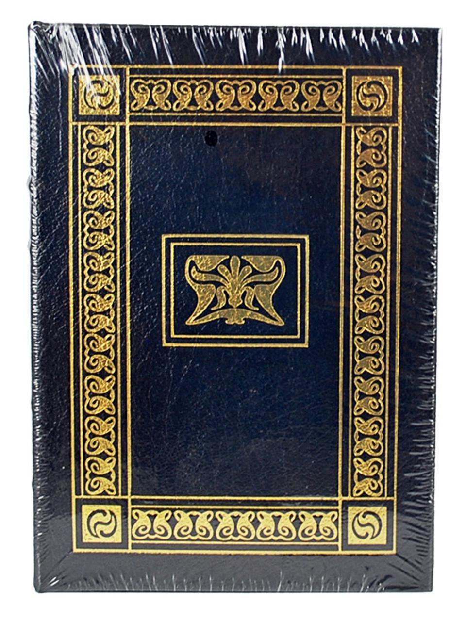 Easton Press Vincent Bugliosi Helter Skelter Signed Limited Edition Leather Bound Book