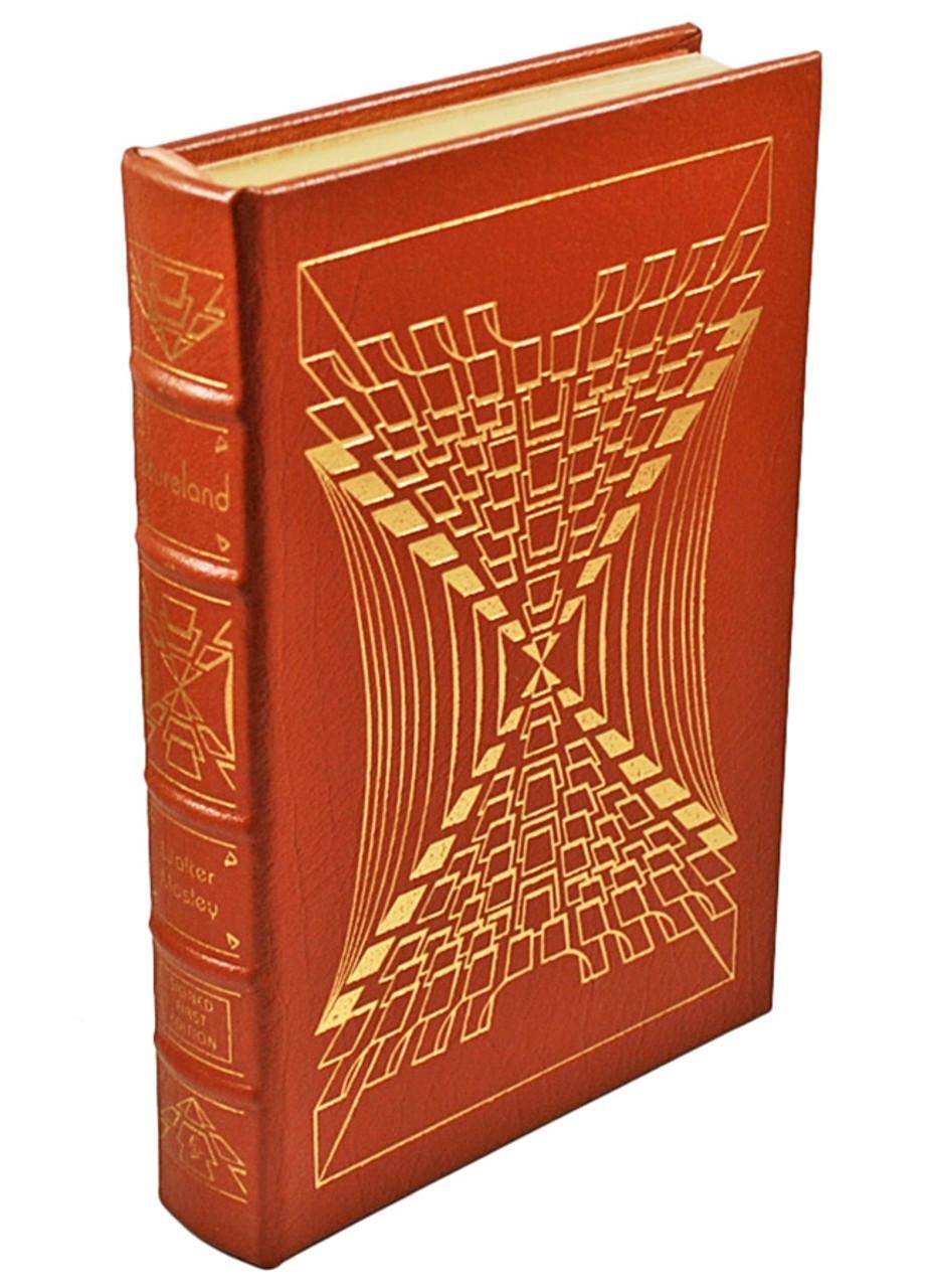 "Easton Press, Walter Mosley ""Futureland"" Signed First Edition w/COA [Very Fine]"