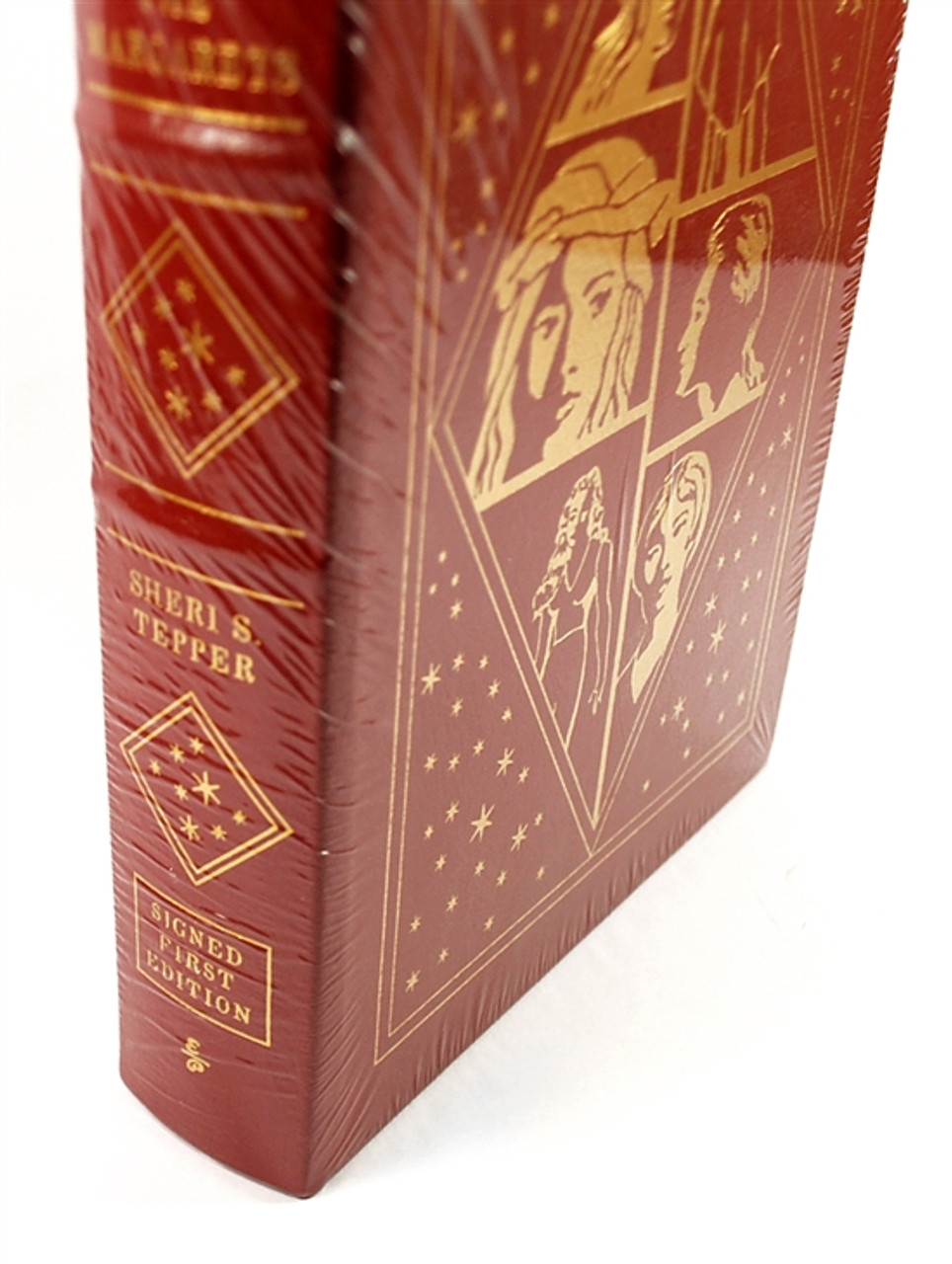 """Easton Press, Sheri S. Tepper """"The Margarets"""" Signed First Edition w/COA (Sealed)"""