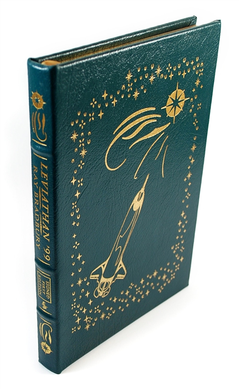 "Easton Press, Ray Bradbury ""Leviathan '99"" Signed First Edition w/COA (Very Fine)"