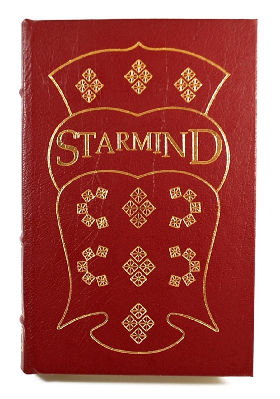 """Easton Press, Spider and Jeanne Robinson """"Starmind"""" Signed First Edition, Leather Bound Collector's Edition (Very Fine)"""
