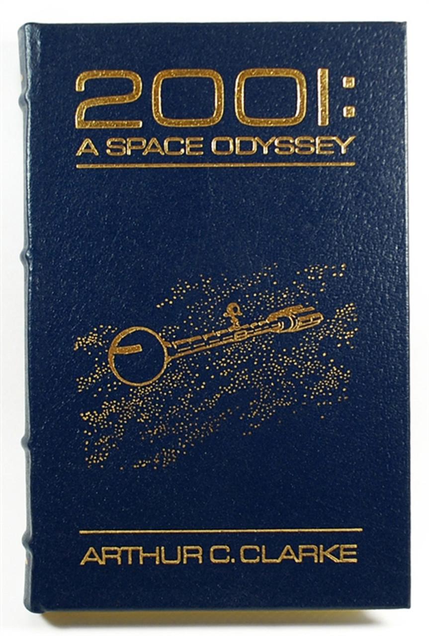 Easton Press Arthur Clarke 2001: A Space Odyssey Leather Bound Book