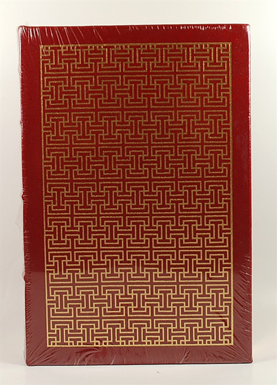"""Easton Press """"The Iliad of Home"""" Leather Bound Collector's Edition (Sealed)"""