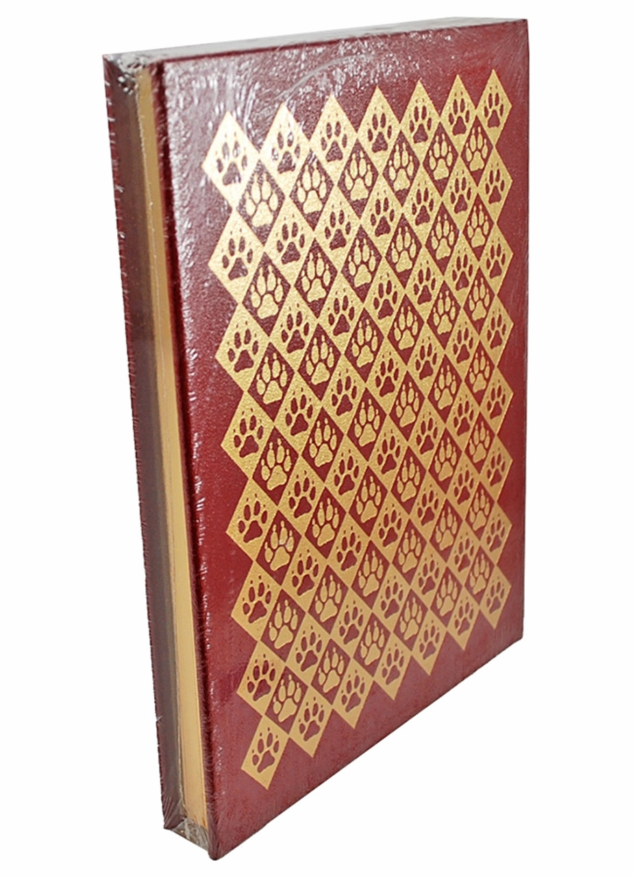 """Easton Press, Jack London """"The Call Of The Wild""""  Leather Bound Collector's Edition (Sealed)"""