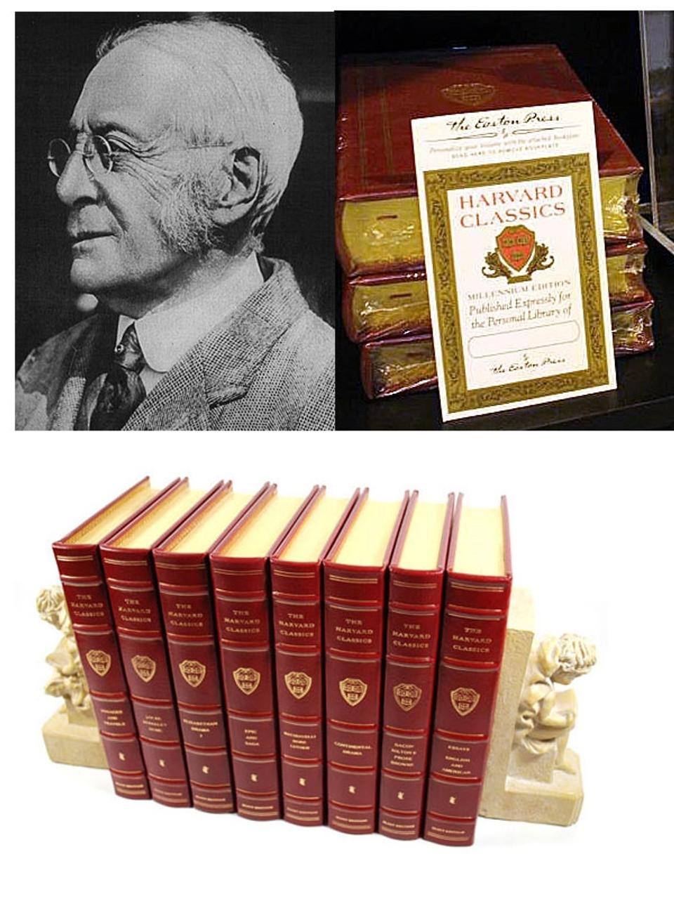 Easton Press The Harvard Classics, Complete 50 Volume Set