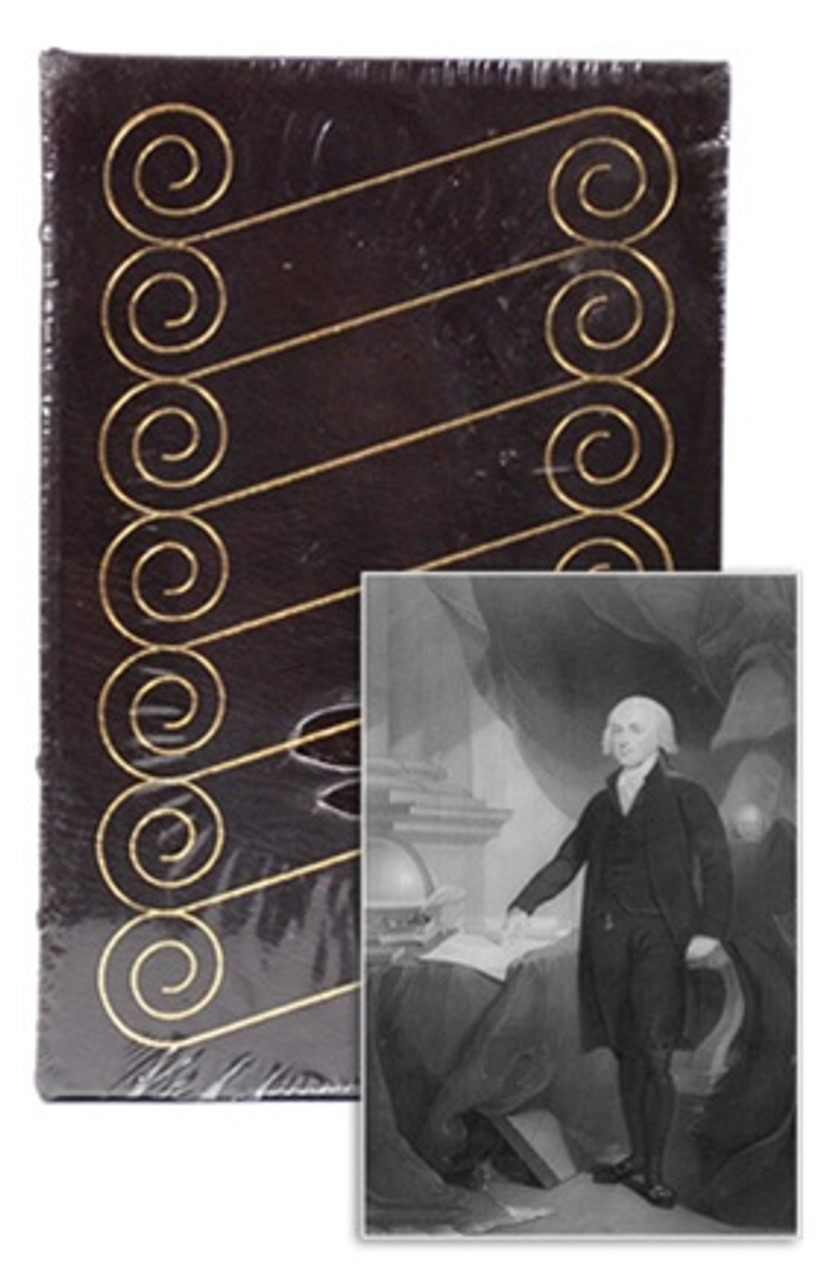 """Easton Press """"The Fourth President - A Life of James Madison"""" Irving Brand"""