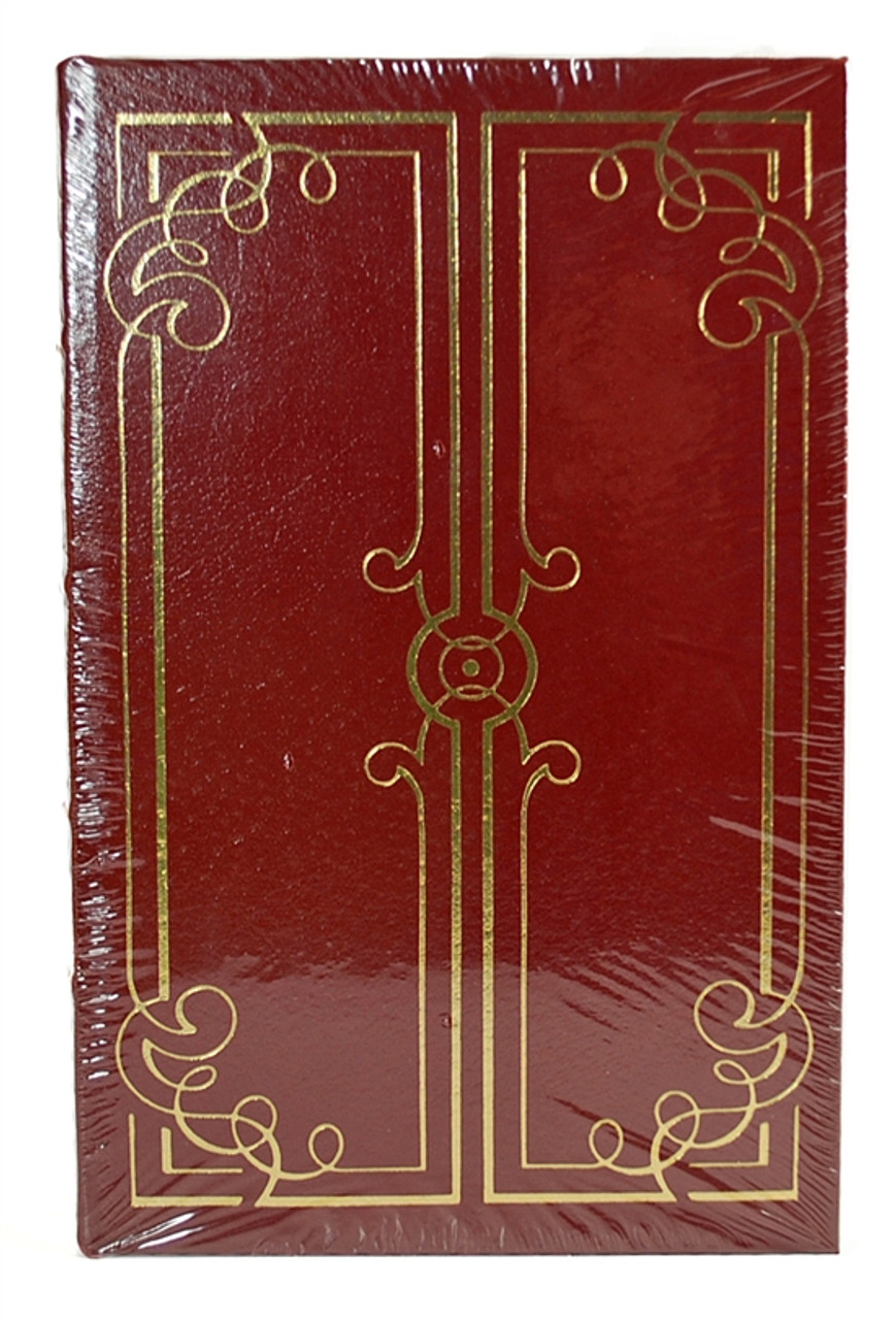 """Easton Press, Alexis de Tocqueville """"Democracy in America"""" Limited Edition, Complete Matching Set, 2 Vols (Sealed)"""