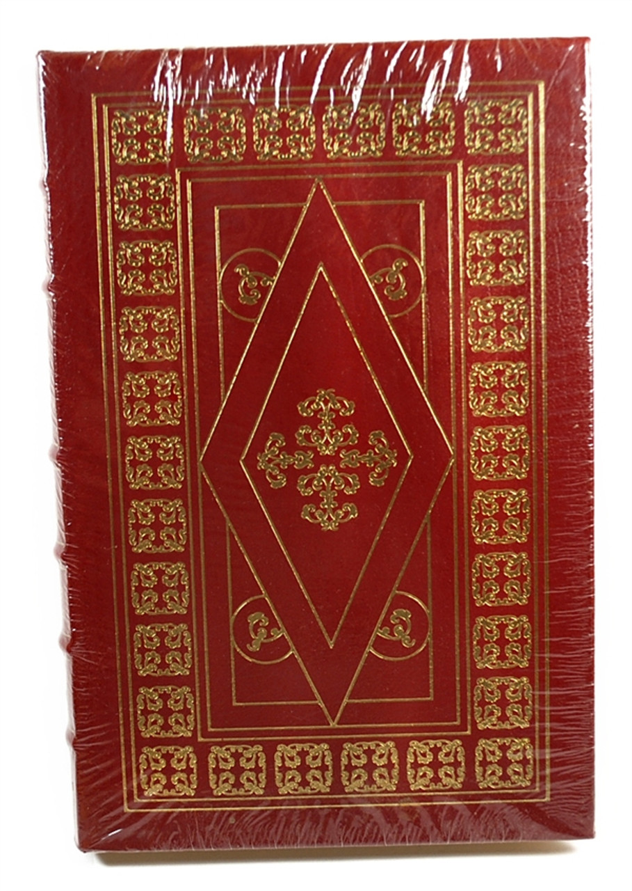 """Thomas Harry Williams """"Huey Long""""  Leather Bound Collector's Edition, Two Volume Complete Matched Set"""