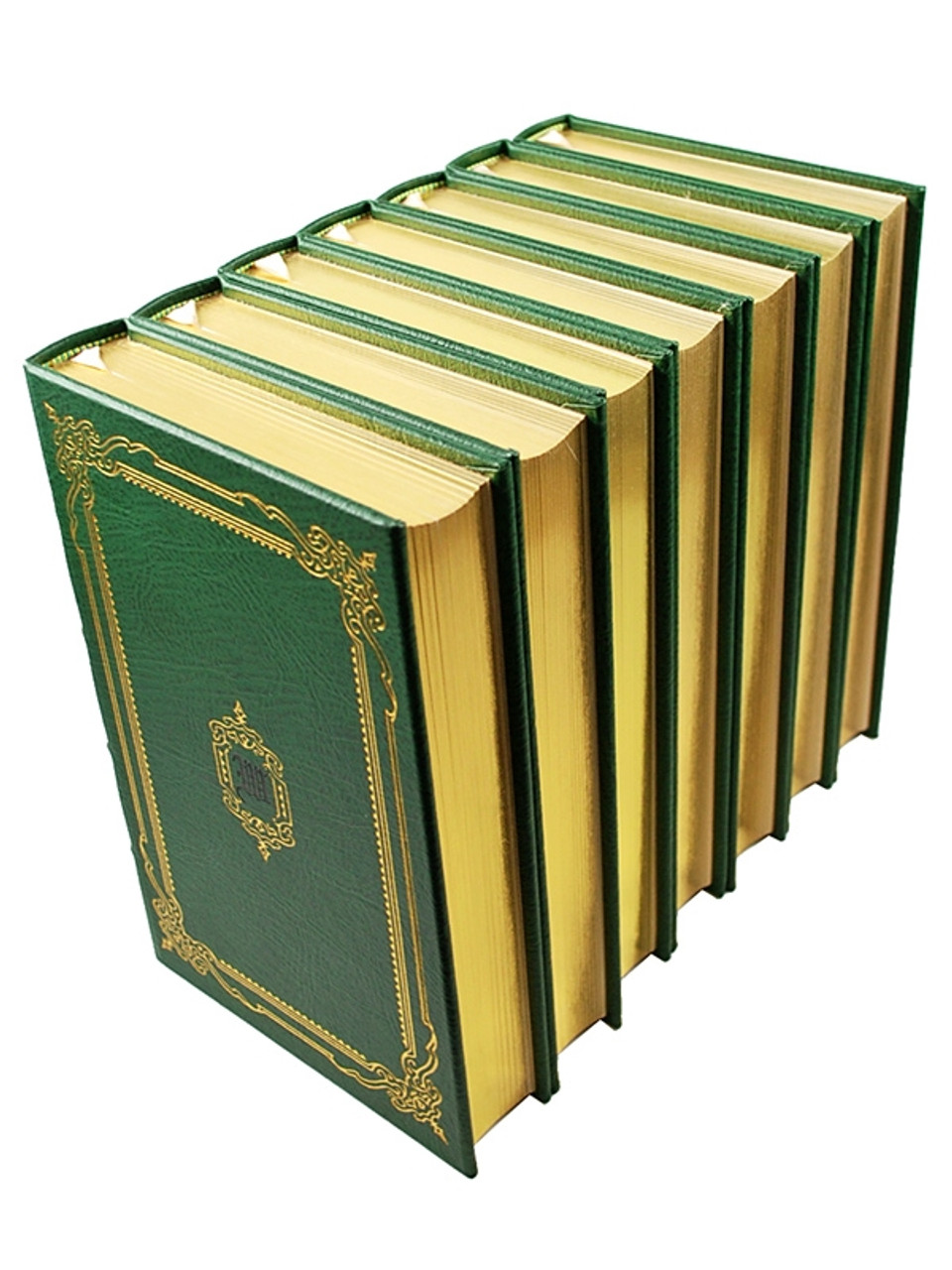 """Easton Press, """"The Great Military Commanders"""" Leather Bound Collector's Edition, 7 Vol. Complete Matched Set"""