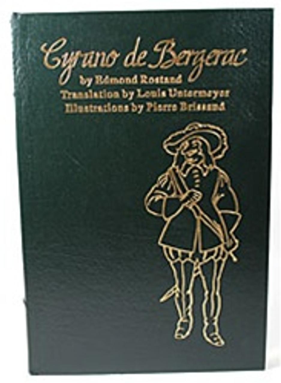 """Easton Press """"Cyrano De Bergerac"""" Edmond Rostand"""