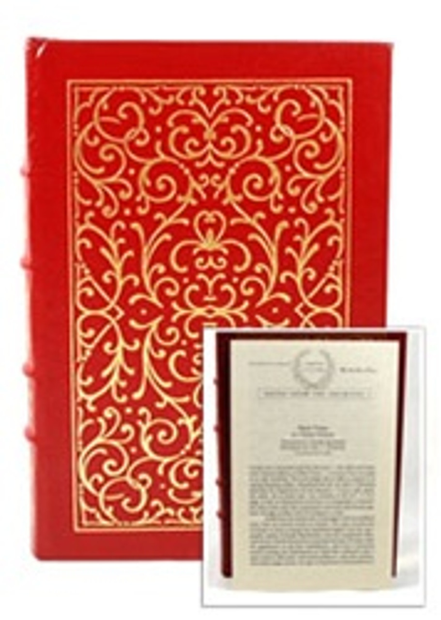 Easton Press 'Hard Times' Charles Dickens, Leather Bound