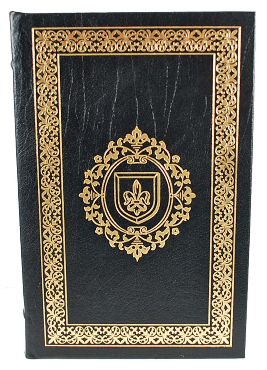 """Easton Press, C. K. Scott-Moncrieff """"The Song of Roland"""" Leather Bound Collector's Edition [Very Fine]"""