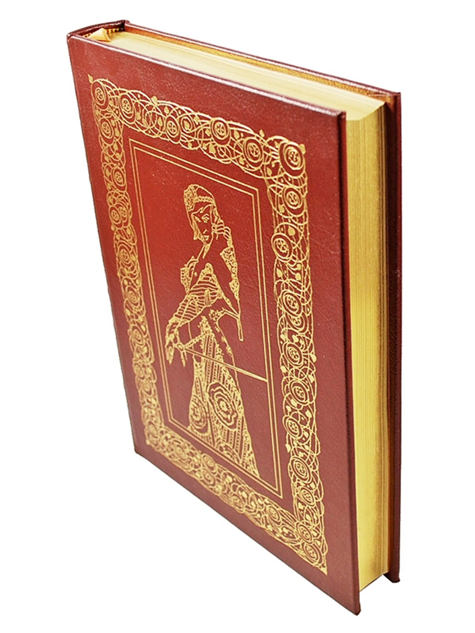 """Easton Press, Johann Wolfgang von Goethe """"Faust"""" Leather Bound Collector's Edition - Collector's Library of Famous Editions"""