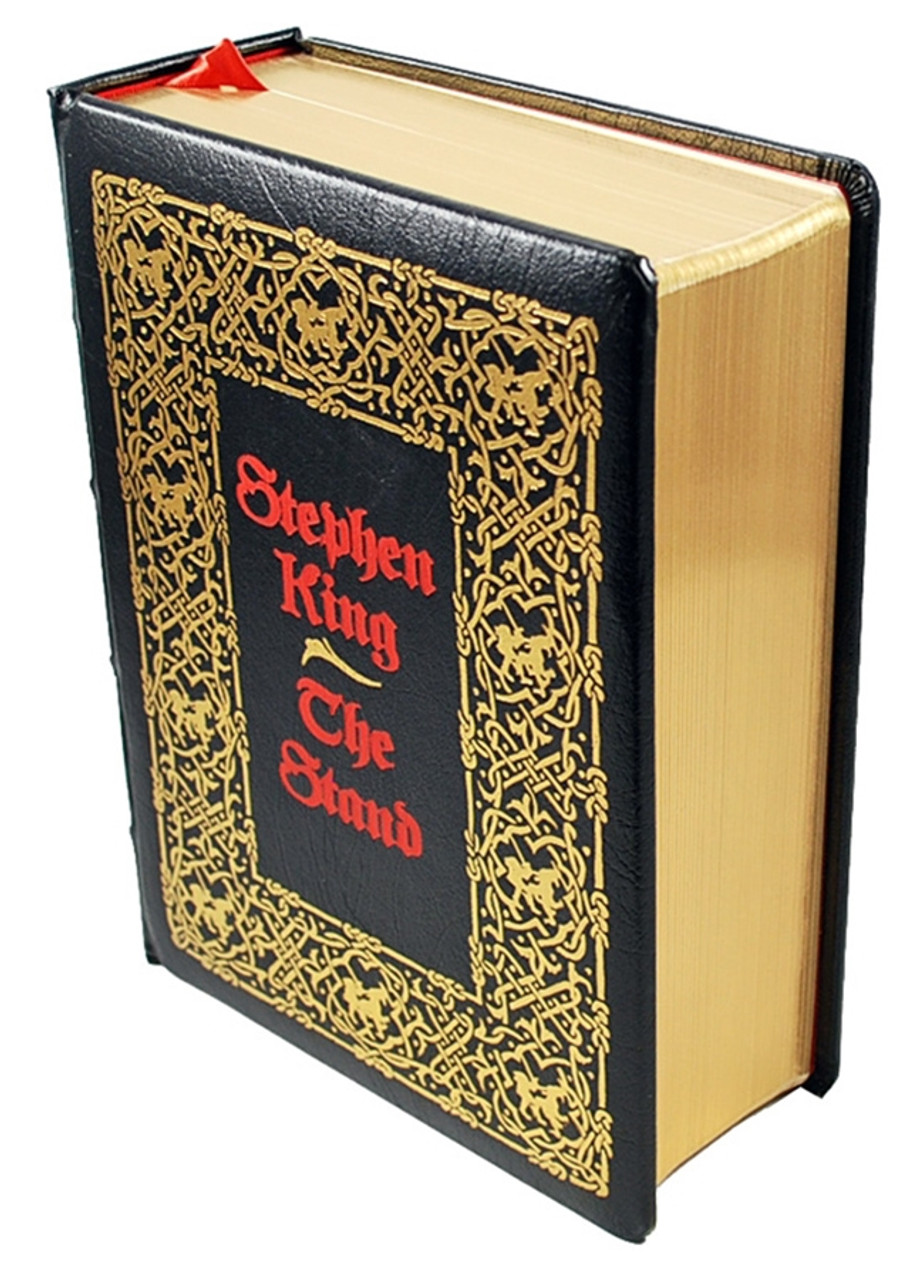 Stephen King The Stand Signed First Edition